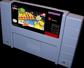 Math Blaster: Episode 1 - Cart - 3D
