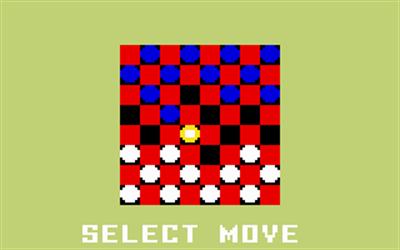 Checkers - Screenshot - Gameplay