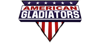 American Gladiators - Clear Logo