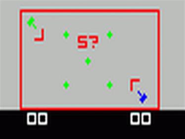 Videocart-2: Desert Fox & Shooting Gallery - Screenshot - Game Title