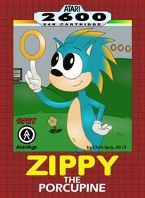 Zippy the Porcupine