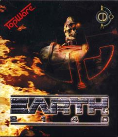 Earth 2140 - Box - Front