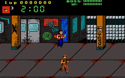 Renegade - Screenshot - Gameplay
