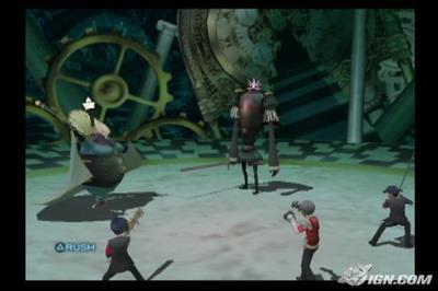 Shin Megami Tensei: Persona 3 - Screenshot - Gameplay