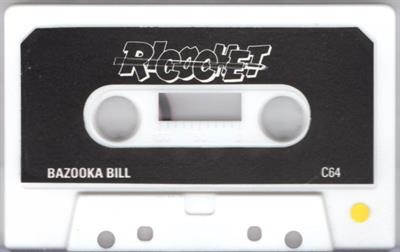 Bazooka Bill - Cart - Front