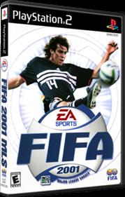 FIFA 2001 - Box - 3D