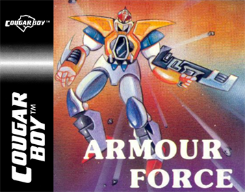 Armour Force - Box - Front
