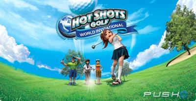 Hot Shots Golf: World Invitational - Fanart - Box - Front
