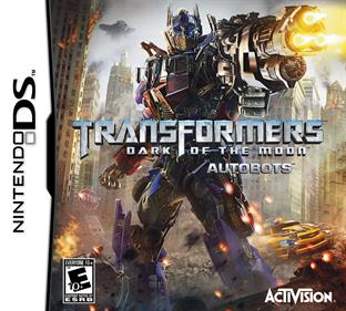Transformers: Dark of the Moon: Autobots