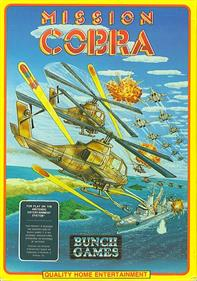 Mission Cobra - Box - Front