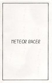 Meteor Racer