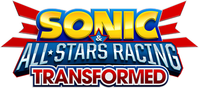 Sonic & All-Stars Racing Transformed - Clear Logo