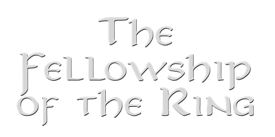 Fellowship of The Ring - Clear Logo