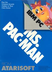 Ms. Pac-Man - Box - Front