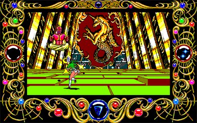 Alantia: Legend of Blue Star - Screenshot - Gameplay