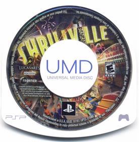 Thrillville - Disc