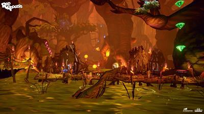 Rad Rodgers: World One - Screenshot - Gameplay