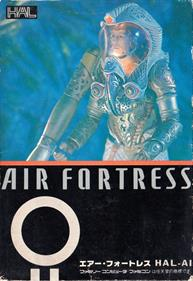 Air Fortress - Box - Front