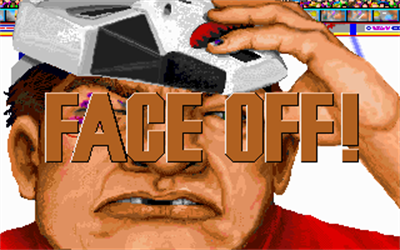 Face Off! - Screenshot - Game Title