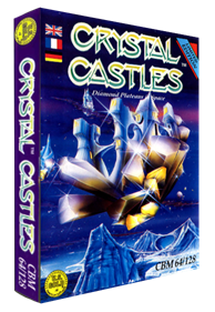 Crystal Castles: Diamond Plateaus in Space - Box - 3D