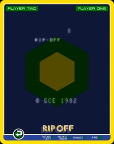 Rip Off - Screenshot - Game Title