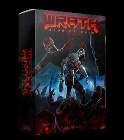 WRATH: Aeon of Ruin - Box - 3D