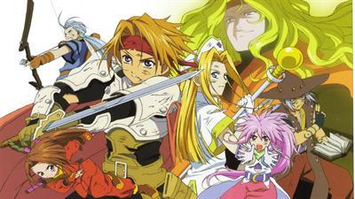 Tales of Phantasia - Fanart - Background