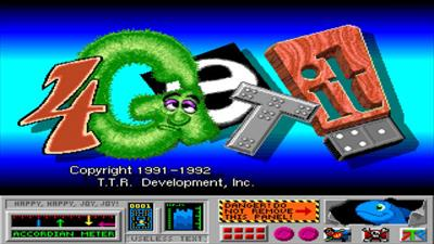 4-Get-It - Screenshot - Game Title