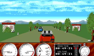 1000 Miglia - Screenshot - Gameplay