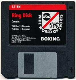 ABC Wide World of Sports Boxing - Disc