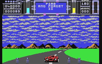 Fire & Forget II - Screenshot - Gameplay