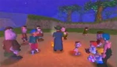 EarthBound 64: Fall of the Pig King - Screenshot - Gameplay