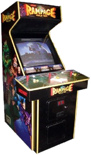 Rampage World Tour Details Launchbox Games Database