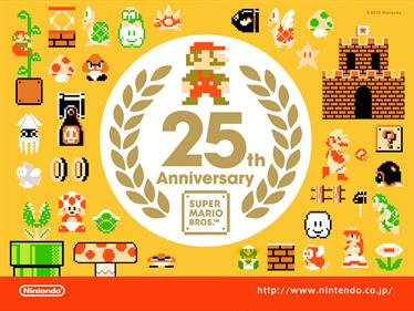 25th Anniversary SUPER MARIO BROS.