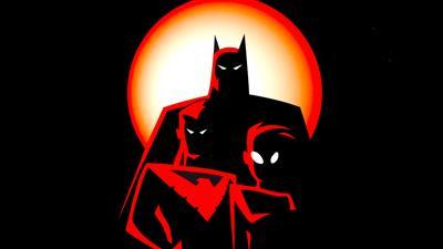 Batman: Gotham City Racer - Fanart - Background