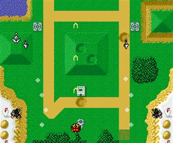 Famicle Parodic 2 - Screenshot - Gameplay
