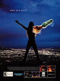 Metroid: Zero Mission - Advertisement Flyer - Front