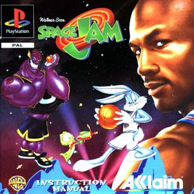 Space Jam - Box - Front