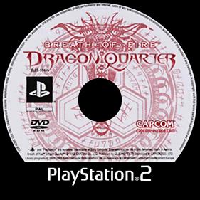 Breath of Fire: Dragon Quarter - Disc