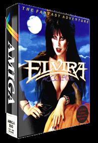 Elvira: Mistress of the Dark - Box - 3D