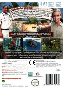 Zoo Hospital - Box - Back