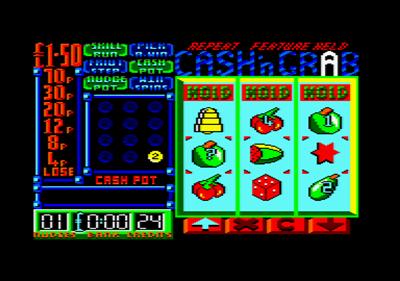 Arcade Fruit Machine - Screenshot - Gameplay