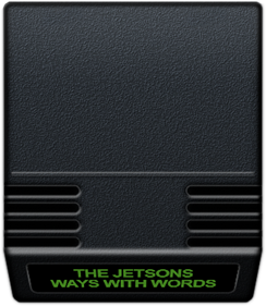The Jetsons' Ways with Words - Cart - Front