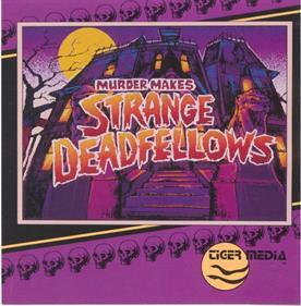 Murder Makes Strange Deadfellows