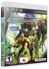 Enslaved: Odyssey to the West - Box - 3D