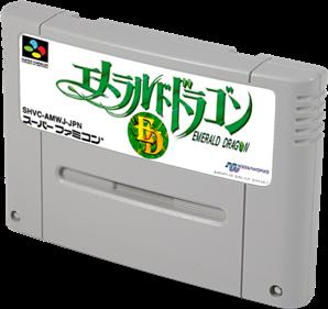 Emerald Dragon - Cart - 3D