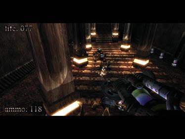 .kkrieger - Screenshot - Gameplay