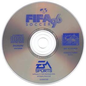 FIFA Soccer 96 - Disc