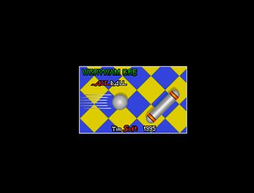 Ace Ball - Screenshot - Game Title