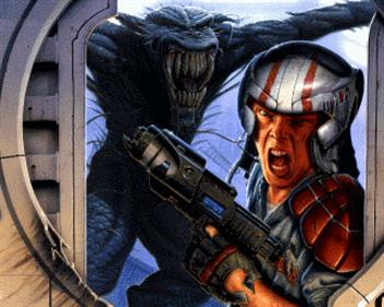 Alien Breed 3D - Screenshot - Game Title